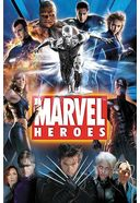 Marvel Heroes Collection (8-DVD)