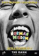 Norman Wisdom Double Feature, Volume 2 - Man of