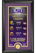 "Football - Louisiana State University ""Legacy"""