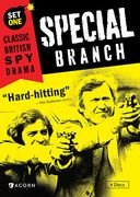 Special Branch - Set 1 (4-DVD)
