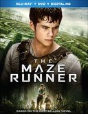 The Maze Runner (Blu-ray + DVD)