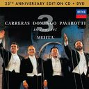 The Three Tenors 25th Anniversary (CD + DVD)