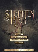 Stephen King DVD Collector Set (4-DVD Box Set)