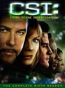CSI: Crime Scene Investigation - Complete 6th Season (7-DVD)