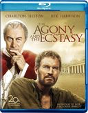 The Agony and the Ecstasy (Blu-ray)