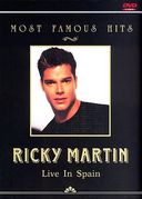 Ricky Martin - Live in Spain: Most Famous Hits