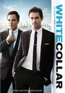 White Collar - Complete 5th Season (4-DVD)