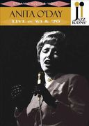 Jazz Icons: Anita O'Day - Live In '63 & '70