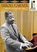 Jazz Icons: Erroll Garner - Live in '63 & '64