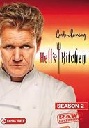 Hell's Kitchen - Season 2 (3-DVD)