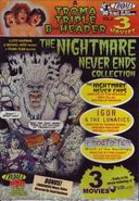 Troma Triple B-Header: Nightmare Never Ends