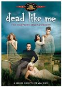 Dead Like Me - Complete 2nd Season (4-DVD)