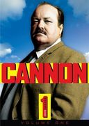 Cannon - Season 1 - Volume 1 (4-DVD)