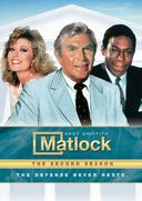 Matlock - Season 2 (6-DVD)