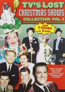 TV's Lost Christmas Shows Collection (The Beverly Hillbillies / Love That Bob / Date with the Angels / Miracle on 34th Street / Ozzie and Harriet / Meet Corliss Archer / Sherlock Holmes / Annie Oakley) (2-DVD)