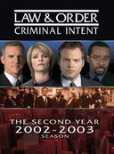 Law & Order: Criminal Intent - Year 2 (5-DVD)