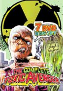 The Complete Toxic Avenger (7-DVD)