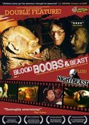 Blood Boobs & Beast / Nightbeast (2-DVD)