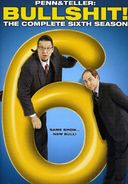 Penn & Teller: Bullshit! - Complete 6th Season (Uncensored) (2-DVD)