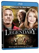 Legendary (Blu-ray, Canadian)