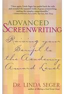 Advanced Screenwriting: Raising Your Script to