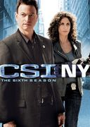 CSI: New York - Complete 6th Season (7-DVD)