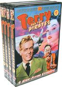 Terry and the Pirates - Volumes 1-4 (4-DVD)