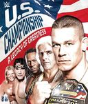 WWE - U.S. Championship: A Legacy of Greatness