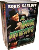 Mr. Wong Detective - The Complete Collection (Mr.