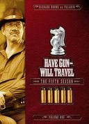 Have Gun - Will Travel - Season 5 Volume 1 (3-DVD)