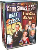 TV Game Shows of The 50's (4-DVD)