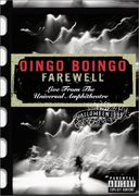 Oingo Boingo - Farewell: Live From The Universal