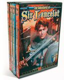Adventures of Sir Lancelot - Volumes 1-4 (4-DVD)