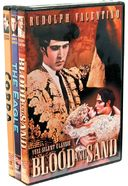 Silent Valentino Classics: Blood and Sand (1922)