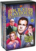 Four Star Playhouse - Volumes 1-4 (4-DVD)