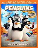 Penguins of Madagascar 3D (Blu-ray + DVD)