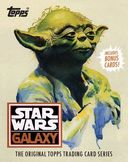 Star Wars - Galaxy - Trading Cards Book