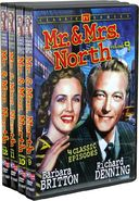 Mr. & Mrs. North - Volumes 9-12 (4-DVD)