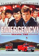 Emergency! - Season 2 (3-DVD)