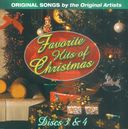 Favorite Hits of Christmas: 25 Original Hits by