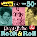 WJMK 104.3 - Great Ladies of Rock & Roll - The 50s