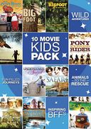 10 Movie Kids Pack (2-DVD)