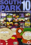 South Park - Complete Season 10 (3-DVD)