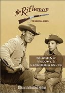 The Rifleman - Season 2, Volume 2 (4-DVD)