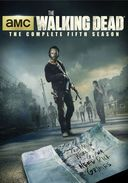 The Walking Dead - Complete 5th Season (5-DVD)