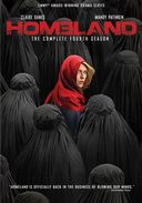 Homeland - Complete 4th Season (4-DVD)