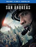 San Andreas (Blu-ray + DVD)