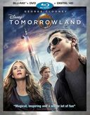 Tomorrowland (Blu-ray + DVD)