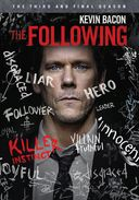 The Following - Complete 3rd and Final Season (4-DVD)