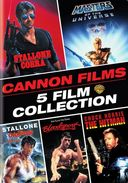 Cannon Films Collection (Cobra / Masters of the